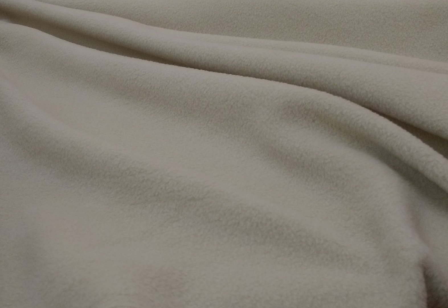 Fleece vaalea beige